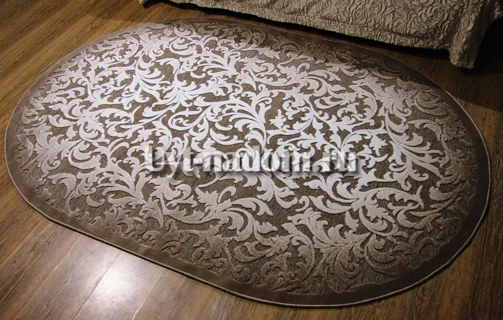 Овальные ковры фото
